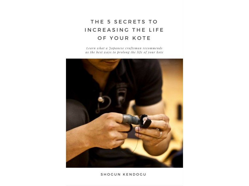 E-Book - The Five Secrets to Increasing the Life of Your Kote